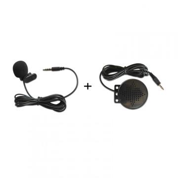 Högtalare + mikrofon till GPS tracker GSE-T1