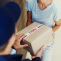 Paketleveranser