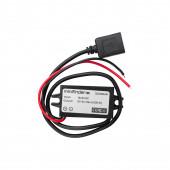 MiniFinder® 12-24V laddare till gps tracker